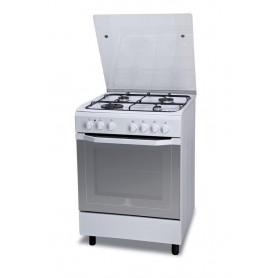 Cucina Indesit I6GG1F(W)/I 60x60 cm 4 Fuochi Classe A