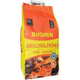 Carbonella per BBQ Feuerdesign Sacco da 3 kg
